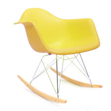 Eames RAR Rocking Chair Yellow Lime - Charles En Ray Eames Eames Daw Style Chair Moss Rar Rocking Blue Grey 10 Best Chairs The Ipdent Plastic Arm Chair Rocking Vitra Elephant Small White Charles Ray 1950 Design Adult La Chaise By For Space Fniture Armchair Sea Blue New Height Coated Rocker Black How I Really Feel About My Deuce Cities Henhouse