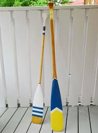 decorative oars and paddles best 25 painted oars ideas on decorative paddles