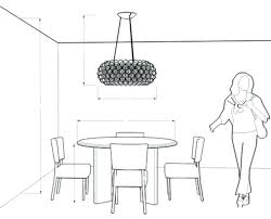 Pendant Lights Over Dining Table Height Room Chandelier Of Chandeliers Floor Ceiling Light For From Above