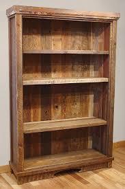 best 25 reclaimed wood bookcase ideas on pinterest bookshelf