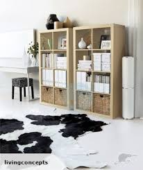 ikea kallax new expedit 2x4 cubes in 3 colours