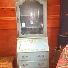 Jasper Cabinet Company Secretary Desk by Mid Century Hollywood Regency Painted Secretary Desk By Jasper