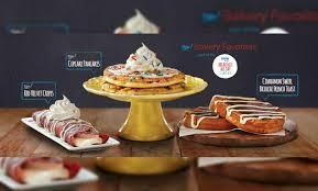 Ihop Pumpkin Pancakes Release by Ihop Reimagines Bakery Favorites In Breakfast Form