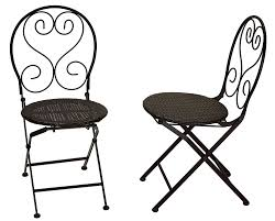 Cortesi Home CH-DC700205 Deedee Indoor/Outdoor Metal Folding Chair With  Wicker Seat, 2, Brown Woodside Set Of Two Decorative Mosaic Folding Garden Chairs Outdoor Fniture Bermuda Bunk Bed 80x190 Cm White Kave Home Shop Online At Overstock Nano Chair Ding Add On Create Your Own Bundle Inexpensive 16 Fabulous Ways To Decorate Covers Sashes Dpc Event Services Metal 80 For Sale 1stdibs 10 Modern Stylish Designs 13 Types Of Wedding For A Big Day Weddingwire Shin Crest Gray Color 4 Details About Amalfi Greystone Table 2 60 D X 72 Grey Cortesi Chdc700205 Ddee Inoutdoor With Wicker Seat Brown