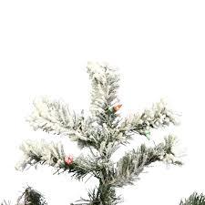 Flocked Alaskan Tree Multi