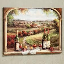 Kitchen Fabulous Grape Decor Ideas With Decoration Classy Wall Portray Sweet