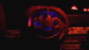 Panda Pumpkin Designs by Halloween 2012 Jeep