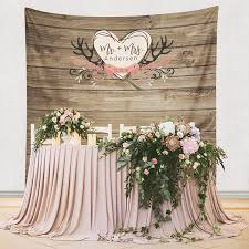 Wedding Backdrop Rustic