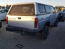 1991 Nissan Truck Shor 2.4L 4 In CA - Sacramento (1N6SD11Y1MC386145 ...