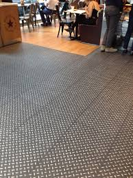 Vinyl Flooring Tertiary Tile Textured