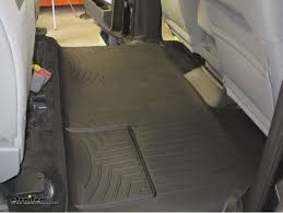 Chevy Traverse Floor Mats 2011 by Compare Weathertech 2nd Vs Husky Liners Classic Etrailer Com
