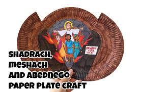 Shadrach Meshach And Abednego Craft For Kids Crafts Coloring Pages Free