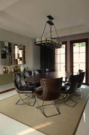 esszimmer stuhl teppich spiegel esstisch wandsp