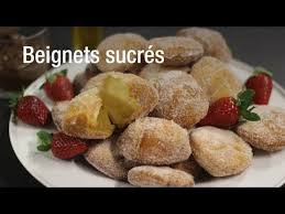cuisine aaz beignets sucrés recette mardi gras cuisineaz