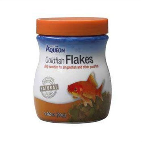 Aqueon Goldfish Flake - 1.02 Oz