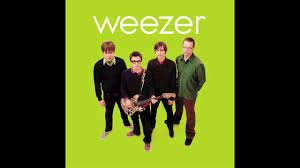 Youtube Smashing Pumpkins Full Album by Weezer U2014 Weezer Green Album U2014 2001 Full Album Youtube