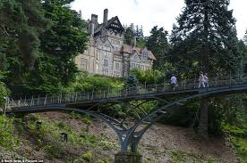 Stunning Property Cragside In Northumberland Was Built By Lord Armstrong 1863 And