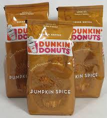Dunkin Donuts Pumpkin 2017 by 3 Dunkin Donuts Pumpkin Spice Flavor Ground Coffee 11oz Limited