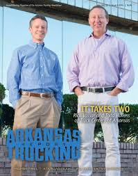 Arkansas Trucking Report- Vol. 20 Issue 6