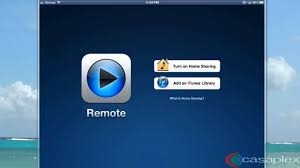 Install Remote App on iPad or iPhone to control Apple TV