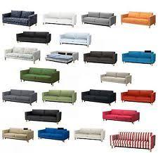Karlstad Sofa Bed Cover Grey by Ikea Karlstad Sofa Ebay
