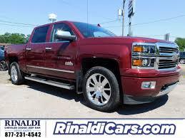 100 Rinaldi Truck Rental Used 2015 Chevrolet Silverado 1500 High Country For Sale