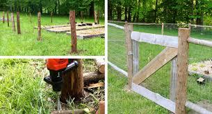Tutorial 10 DIY Garden Fence Ideas