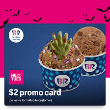 T-Mobile Customers 10/15: $2 BR31 Promo Card, 50% Off Hot ...