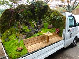 100 Japanese Truck The Mini Garden Contest Is A Whole New Genre In