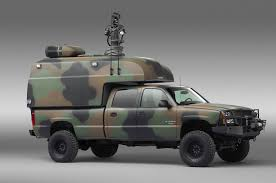 100 Chevy Military Trucks For Sale From The Dodge WC To The GM LSSV Truck Trend