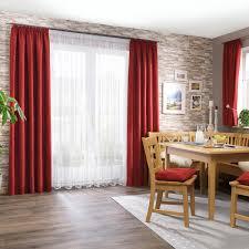 deko gardinen kombi für ihr esszimmer