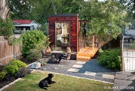 Backyard Office - J Square Architecture Backyard Studio Ideas Photo Albums Perfect Homes Interior Design Why Studio Shed Backyard Design Love For The Outdoors Tiny Home Office With Deck And Table 2015 Fresh Faces Cover Custom Studios Architect Builds A Tiny Studio In His Backyard To Be Closer Amys Landscape Garden I Small Sloped Front Yard Landscaping Plans Office Architecture 808 14 Inspirational Offices And Guest Houses