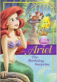 Amazon Disney Princess Ariel The Birthday Surprise Disney