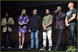 Cast Of Halloweentown 2 by Vin Diesel U0026 U0027fate Of The Furious U0027 Cast Surprise Cinemacon 2017