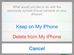 Different Ways to Bulk Delete iPhone Contacts