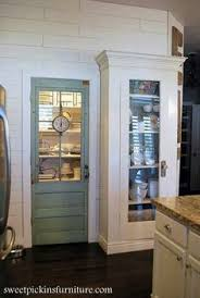 Vertical Pantry Door Sticker Decal with by MustardSeedDream $9 00