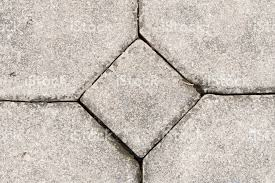 Top View Concrete Brick Floor Texture Background Royalty Free Stock Photo