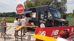 100 Food Truck Challenge Truck 2017 DER ROTHE BALL