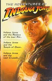 The Adventures Of Indiana Jones: Amazon.co.uk: Campbell Black ...