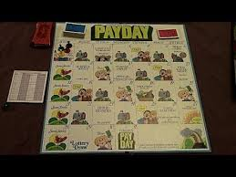 How To Play Classic Payday Board Game