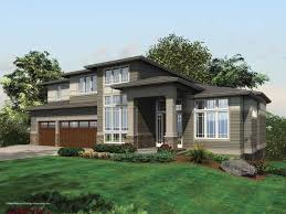 Prairie House Designs by Modern Contemporary House Plans Home Plans Homepw02492 4 882