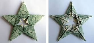 Dollar Bill Origami Money Tree Instructions Christmas