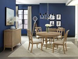 100 Urban Retreat Furniture Hekman 5pcs Round Dining Table Set In Khaki