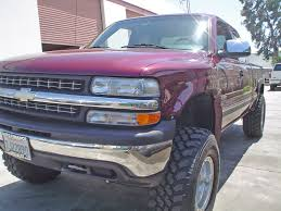 1999-2002 Chevy Silverado Fenders - 5
