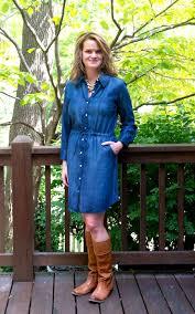 5 ways to wear denim this fall u0026 winter