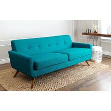 Snoozer Overstuffed Sofa Pet Bed Petsmart by Teal Blue Tufted Sofa Velvet Jennifer Taylor 14270 Gallery