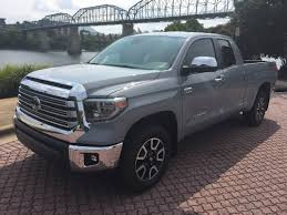 Test Drive: Tough 2018 Toyota Tundra Is Built To Last | Times Free Press Tamiya 110 Toyota Tundra Highlift Kit Towerhobbiescom Ford F150 Svt Raptor Vs Trd Pro Carstory Blog Custom Trucks Near Raleigh And Durham Nc The Fullsize Capable At Thomasville 2011 Top Speed New 2019 4x4 4wd Crewmax 57l Sr5 Short Bed In Round Heavyduty 2017 Grey Tundrabronze Wheels Accents Tundra Toyota Trucks 7 Things To Know About Toyotas Newest 2018 Crewmax 55 Truck Rock Test Drive Tough Is Built To Last Times Free Press