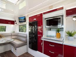 Pull Up And Set Camp In Your Avida Topaz Caravan Have A Well Deserved Bit To Eat After Long Day Of Exploring The Outdoors