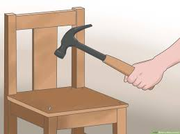 4 Ways To Make A Chair - WikiHow Mocka Original Wooden Highchair Highchairs Au High Chairs For A Montessori Home Learn What Kind Of High Chair To Get Amazoncom Stokke Tripp Trapp Chair Only No Harness Walnut Brown About Aac 22 Hay Shop 16 Best 2018 Buy Online At Overstock Our Booster Natural Lancaster Table Seating Readytoassemble Stacking Restaurant Georgian Childs Wood Teddy Bear Dolls Seat C1820