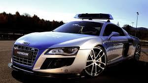 audi cop car modified sports car hd wallpaper – HD Wallpapers